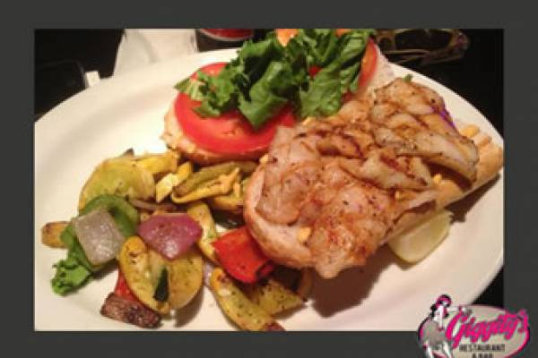 Restaurant bar and grill. Seafood Steaks Burgers Fried Shrimp and more. Kitchen open late night. Live Music 7 nights a week.