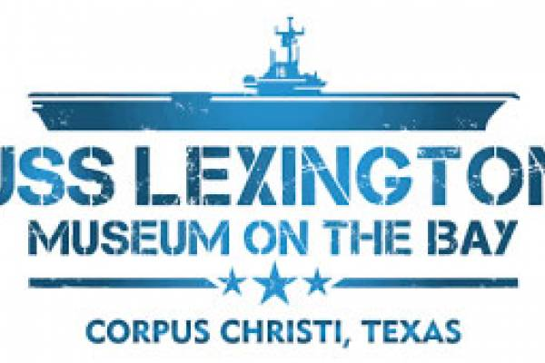 "The Japanese reported LEXINGTON sunk no less than four times! Yet, each time she returned to fight again, leading the propagandist Tokyo Rose to nickname her ""The Blue Ghost."" The name is a tribute to the ship and the crew and air groups that served aboard her."