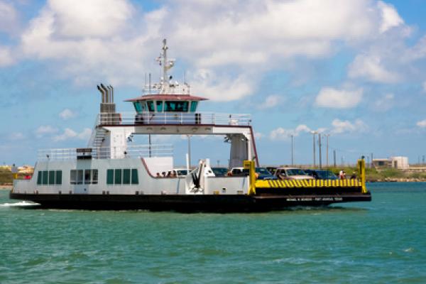 port aransas ferry