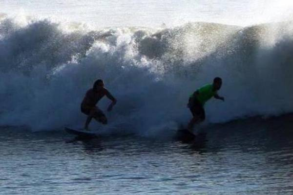 surfing in port aransas
