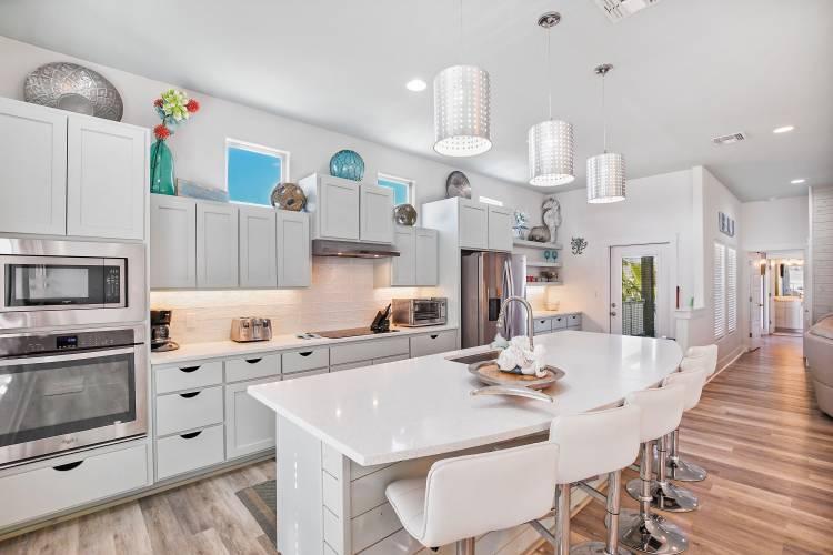 Kitchen of Starkey Property